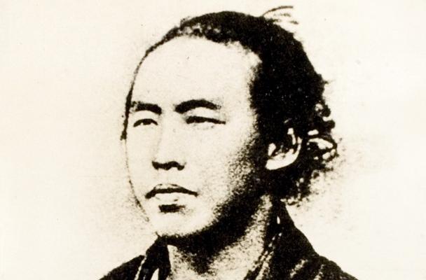 坂本龍馬の肖像=京都・霊山歴史館提供