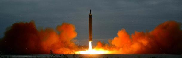 写真・図版 : 北朝鮮の中距離弾道ミサイルが日本の領海に着弾したら……=朝鮮通信