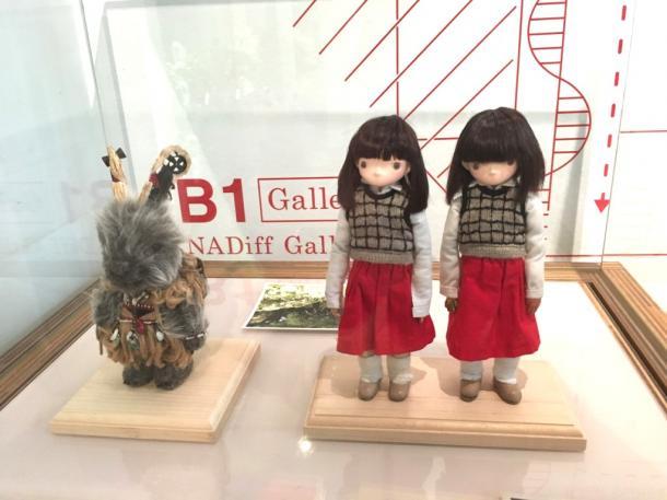 写真・図版 : 東京・恵比寿「NADiff Gallery」=撮影・叶精二