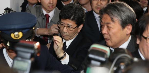 佐川宣寿・国税庁長官