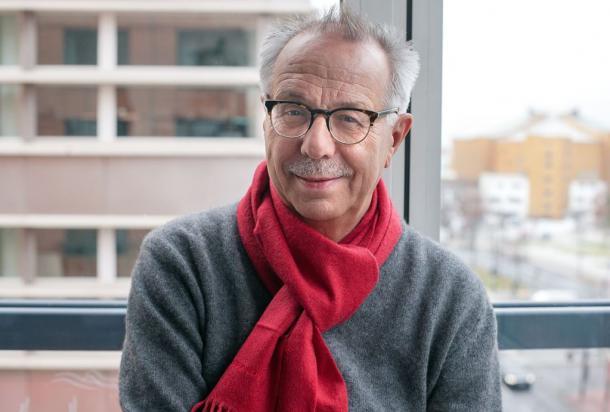 写真・図版 : ベルリン映画祭の総合ディレクターディーター・コスリック  Richard Hübner (c) Berlinale2014