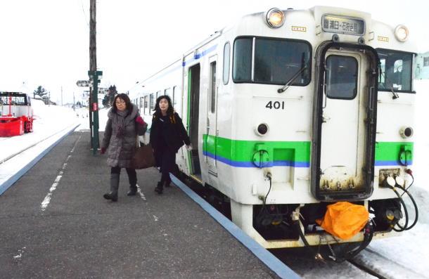 名: 石狩月形駅 JR札沼線
