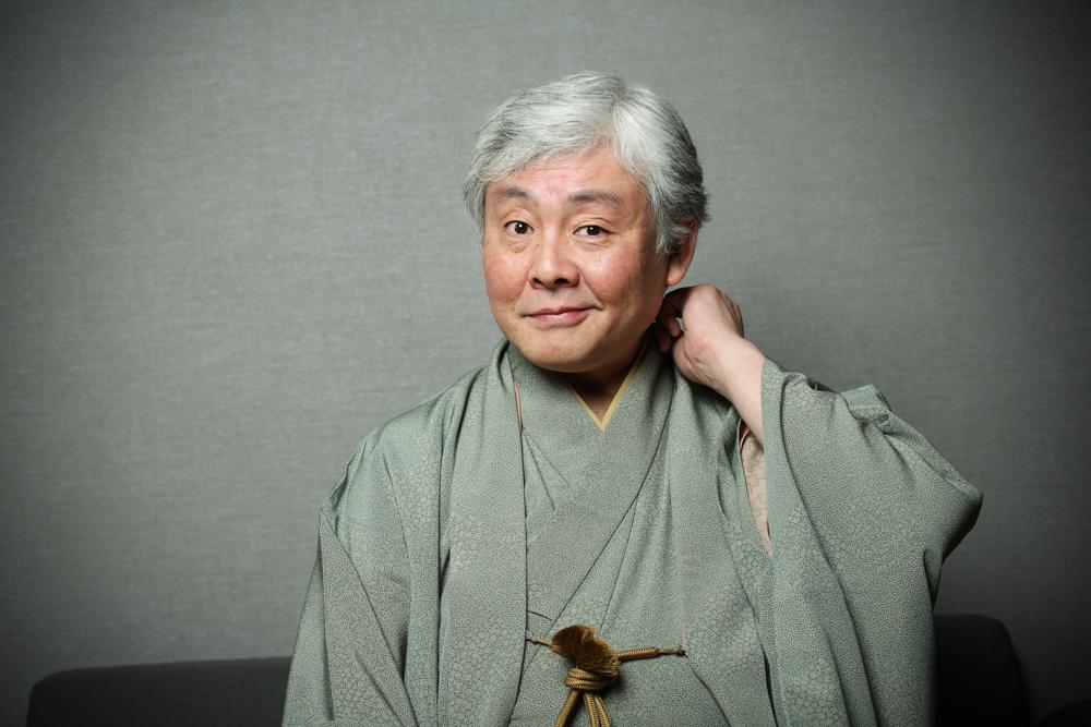 写真・図版 : 柳家喬太郎=宮川舞子撮影