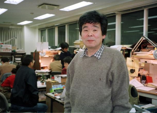 =東京都小金井市のスタジオジブリで1999