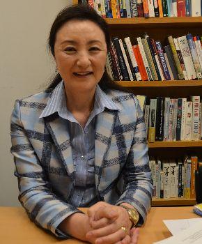 中林美恵子さん