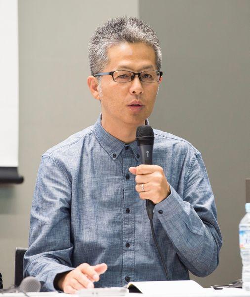 写真・図版 : (写真1)小川芳範さん ©kazuo koishi
