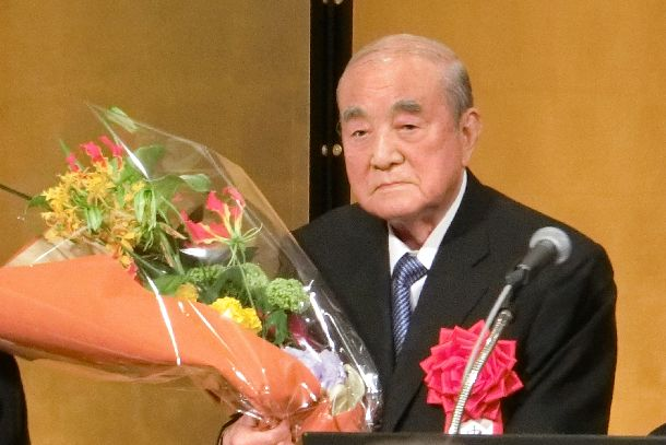 100歳を迎えた中曽根康弘・元首相