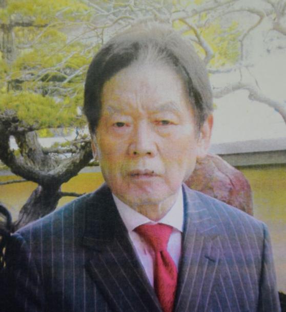 野崎幸助さん 関係者提供