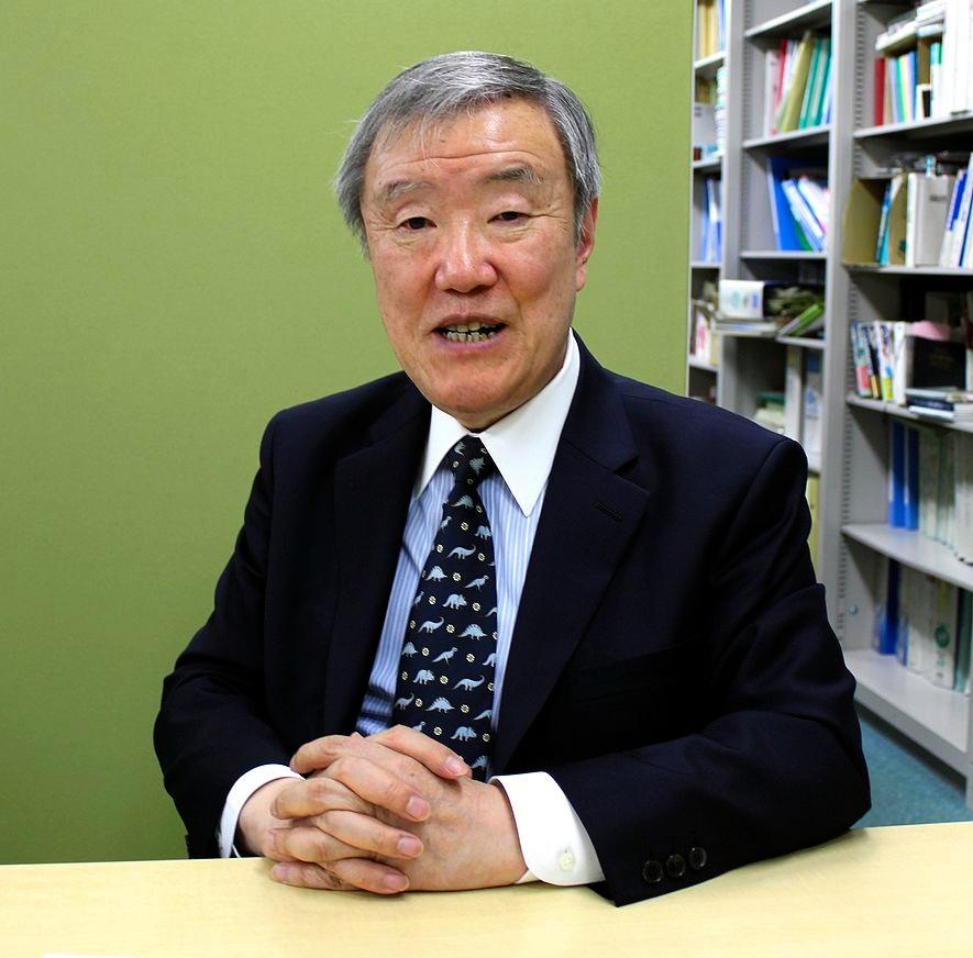 ⑥博覧強記の生保創業者 出口治明APU学長