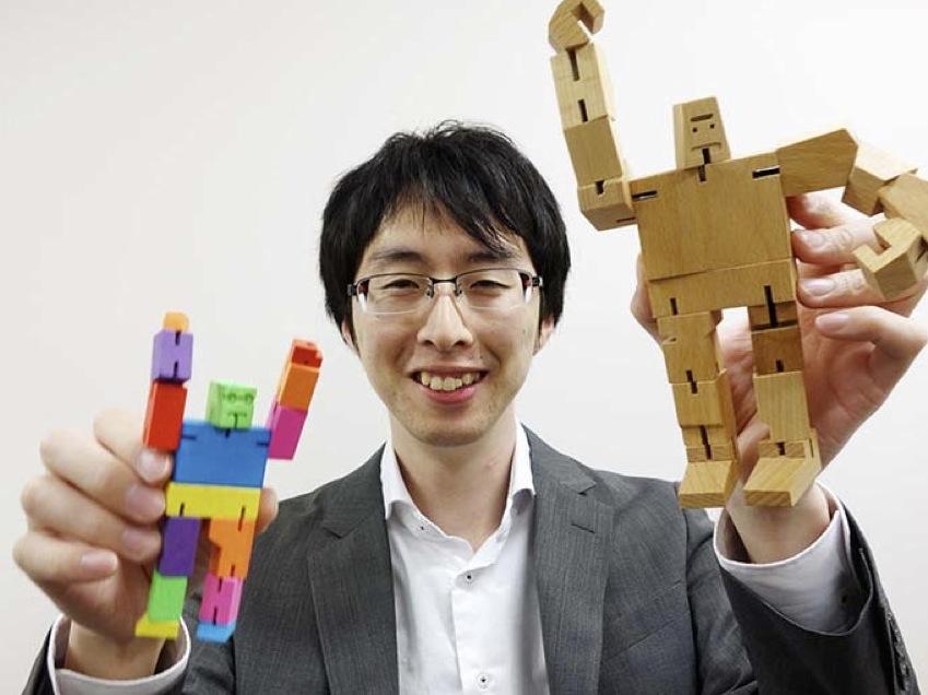 写真・図版 : 東京大学大学院情報理工学系研究科講師の新山龍馬さん