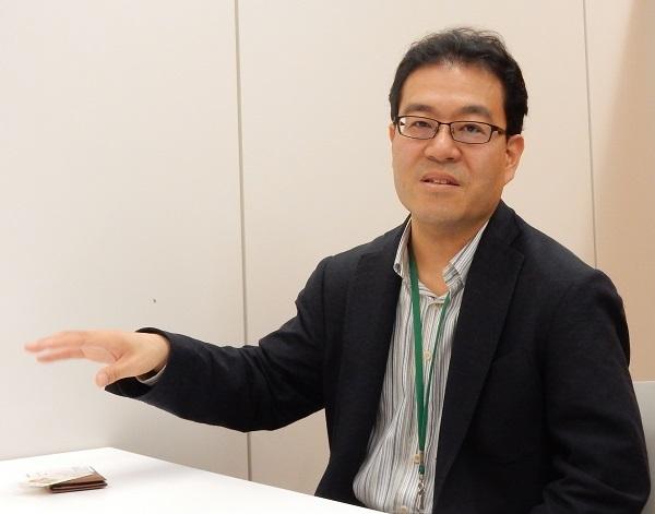写真・図版 : 名古屋大学教授の原田一宏さん