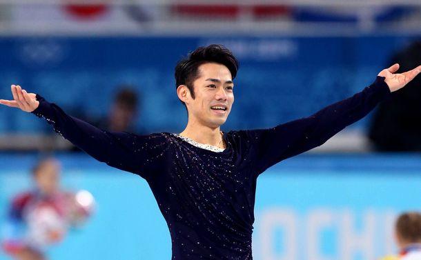 写真・図版 : 2010年バンクーバー五輪で銅メダル、世界選手権でも優勝、「日本のエース」として活躍した高橋大輔=2014年