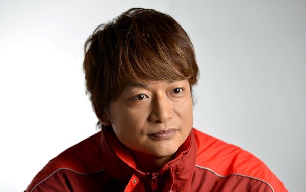 独立後、「新しい地図」というプロジェクトをスタートさせた香取慎吾=2018年4月24日、門間新弥撮影