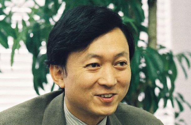 新党さきがけ代表幹事の鳩山由紀夫氏=1994年10月17日