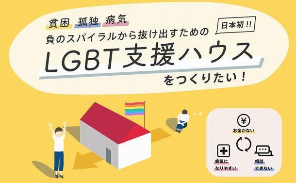 [19]LGBT支援ハウスがなぜ必要なのか?