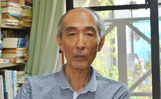長谷川宏さん