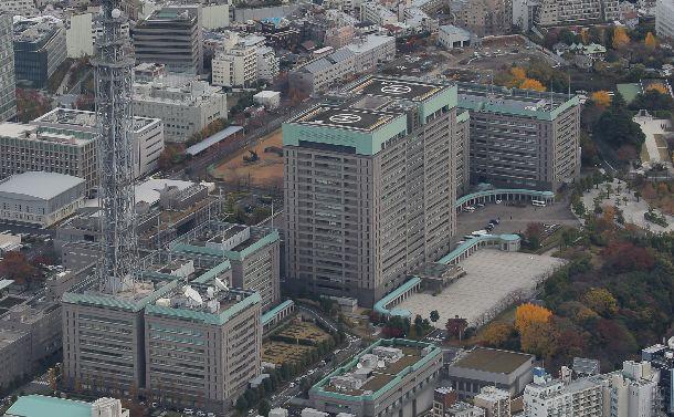 写真・図版 : 防衛省=東京・市ケ谷