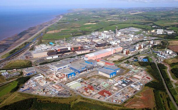 余剰プルトニウムに悩む英国で再処理工場閉鎖へ
