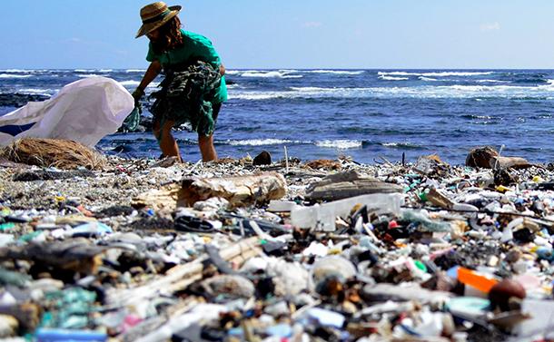 南の島国からのプラスチック文明への警告