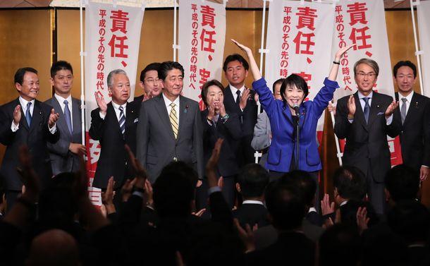 自民党総裁選が示す自民党の劣化