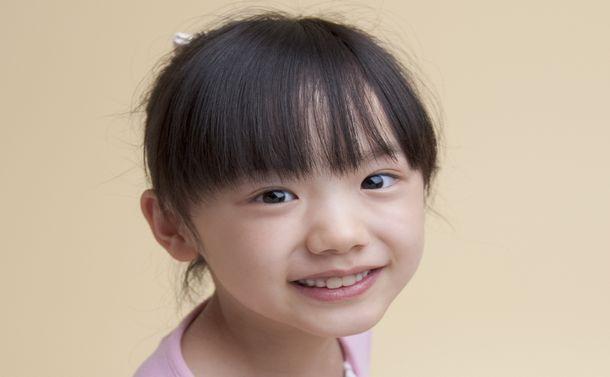 「Mother」の演技で注目を集めた芦田愛菜=2011年4月