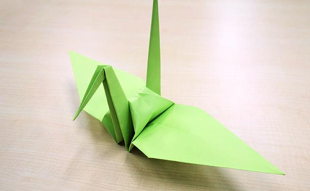 新しい発想の「折り紙ロボット」誕生