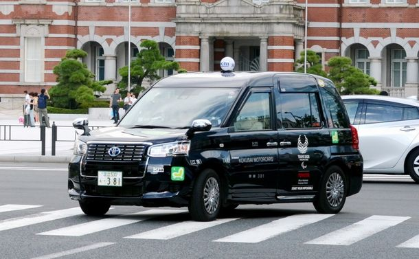 「JPN TAXI」(ジャパンタクシー)