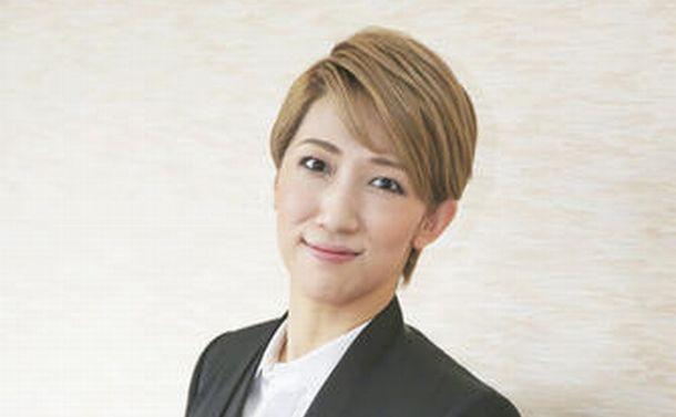 トップ就任1年 ダ・ヴィンチ役挑戦/真風涼帆