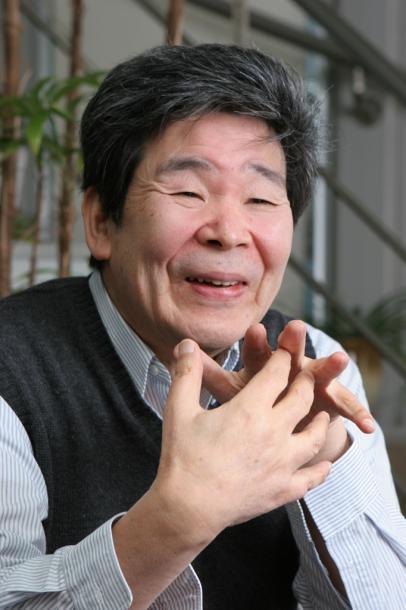 写真・図版 : 高畑勲監督(1935―2018)