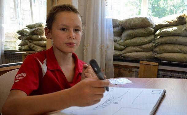 「忘れられた戦争」がいまも続くウクライナ東部