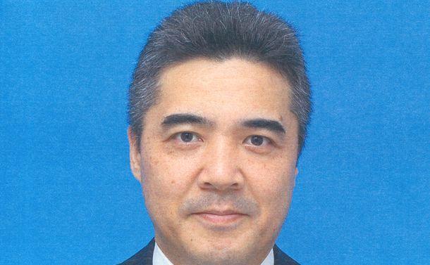写真・図版 : 森本宏・東京地検特捜部長(東京地検提供)