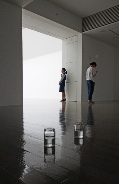 内藤礼展の第2室