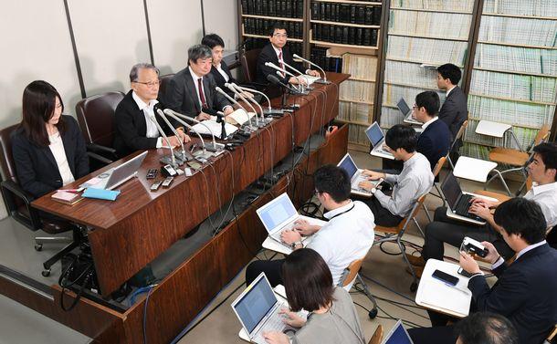 東電は08年には津波対策をとる方針を決めていた