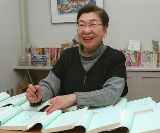 小林カツ代さん=1999年
