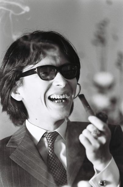 写真・図版 : 澁澤龍彦=1973年