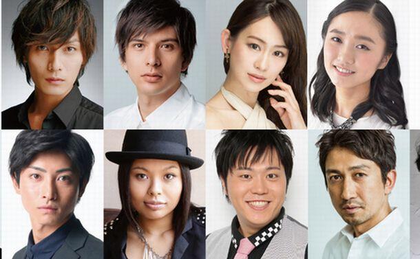 城田優がミュージカル『ファントム』の演出を