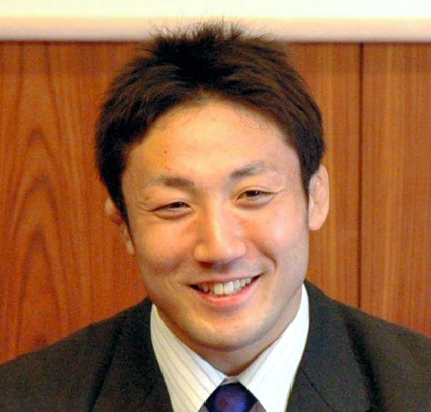 写真・図版 : アジア大会で銀メダルをとった頃の長島和幸選手=2011年1月19日