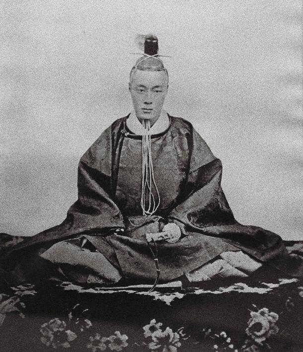 写真・図版 : 将軍時代の徳川慶喜