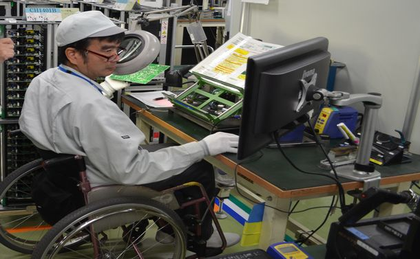 想像力の欠如を露呈した障害者雇用の水増し(上)