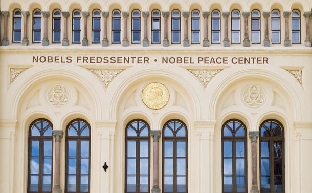 ノーベル平和賞は、政治家でなく草の根の運動家に