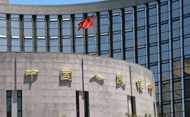 写真・図版 : 中国人民銀行