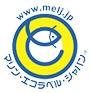 写真・図版 : マリンエコラベルジャパンのロゴ。MELアドバイザリーボードの白石ユリ子氏の発案。