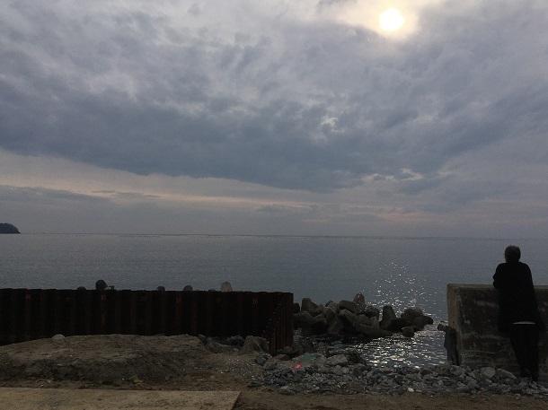 写真・図版 : 石巻沿岸部=2017年、撮影・筆者
