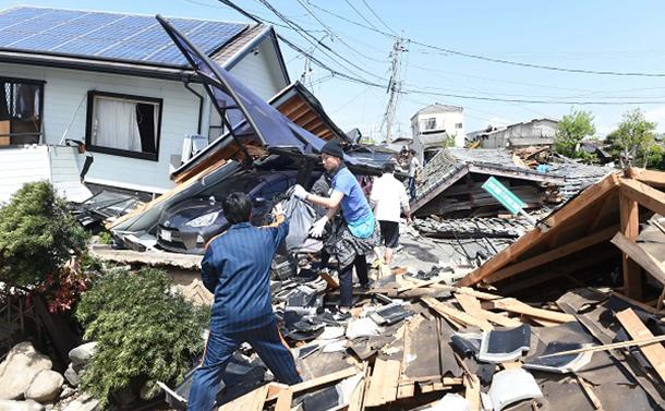 熊本地震の本震記録が捏造されていた - 瀬川茂子|論座 - 朝日新聞社の ...