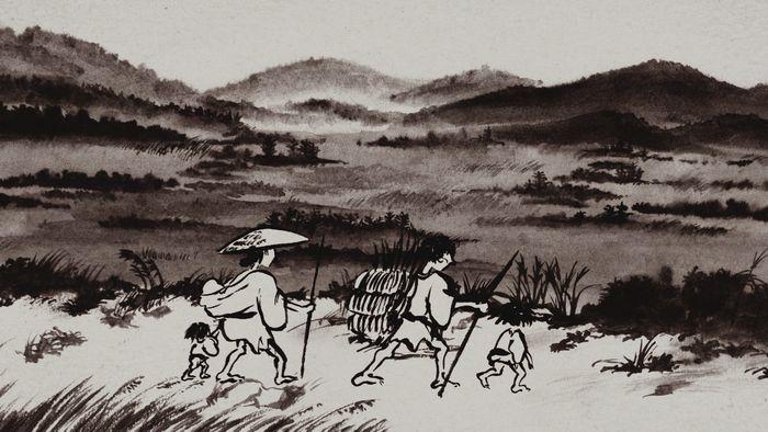 写真・図版 : 江戸時代の「相馬移民」を描いたアニメーション