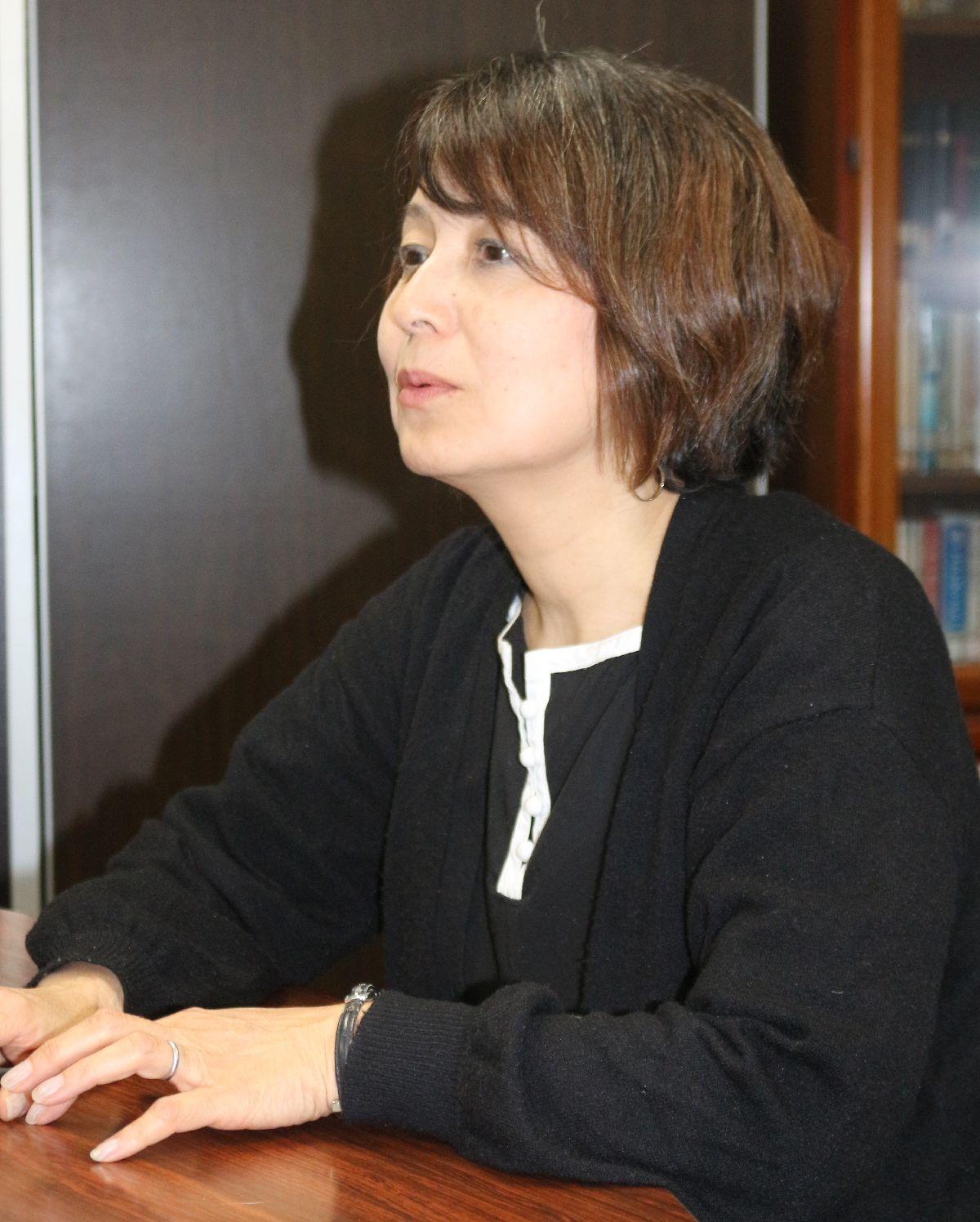 写真・図版 : 久米小百合さん