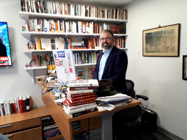 ハーバード大学ショレンスタイン・センター所長のニッコ・ミリ