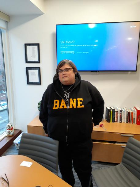 写真・図版 : 「ヘイトスピーチとフェイクニュースとインターネットについての世界的権威」。ハーバード大学ショレンスタイン・センター所長のニッコ・ミリがそう絶賛するジョーン・ドノバン=ハーバード大学