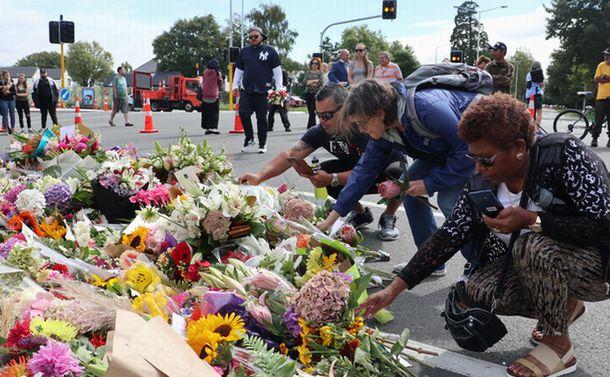 白人右翼テロの広がり示すクライストチャーチ事件