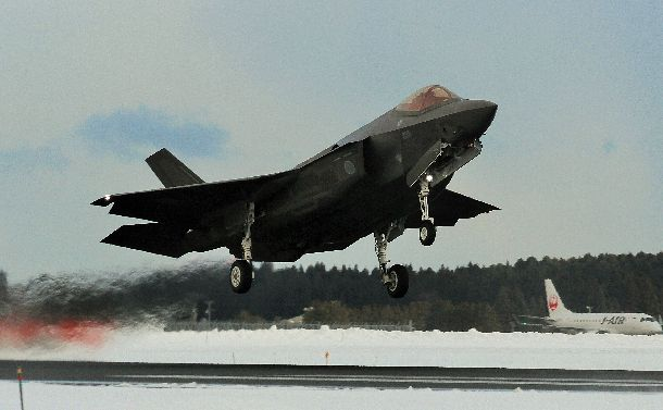 F35A墜落事故が示す日本の安全保障の落とし穴